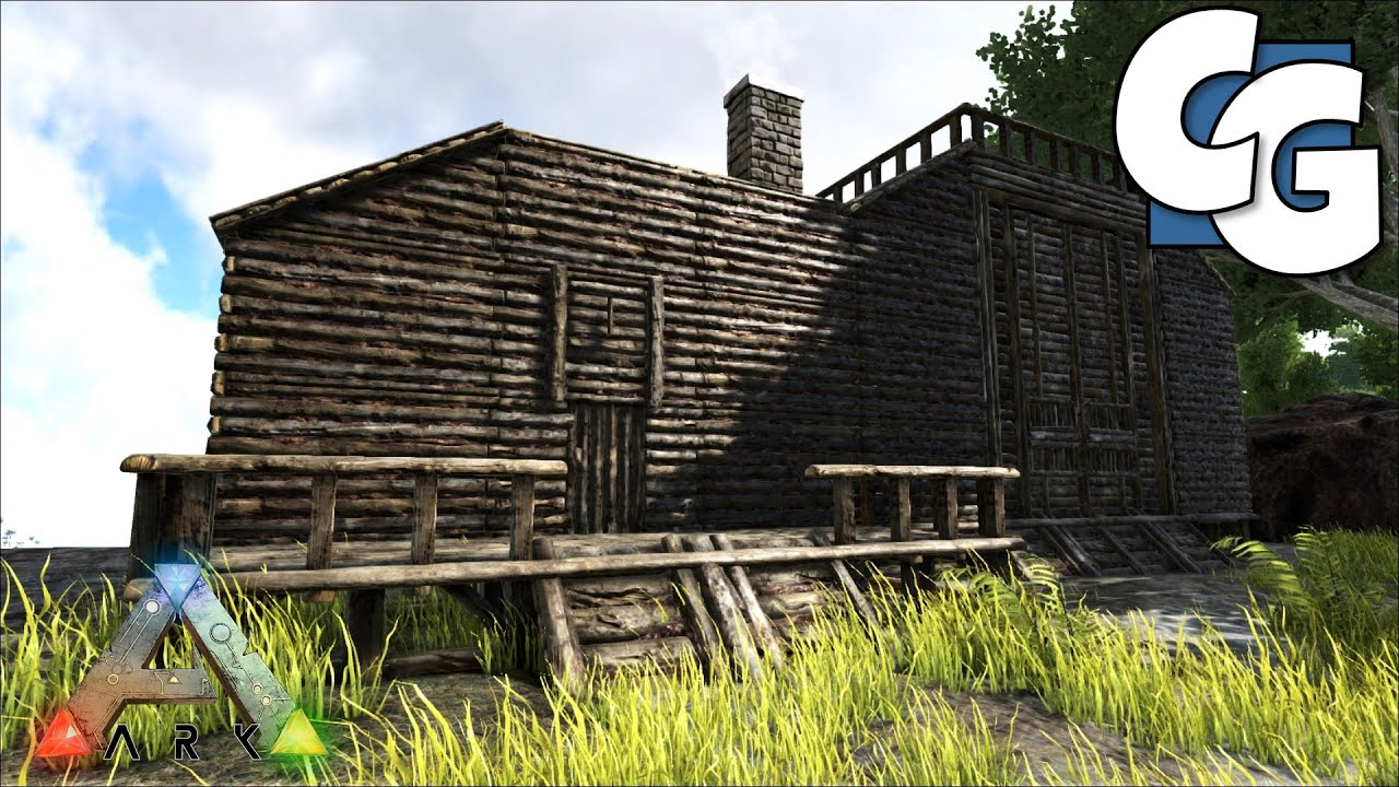Base Building Designs For Houses In Ark