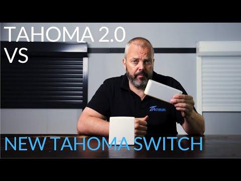 Download Comparison: New Somfy tahoma switch vs tahoma 2.0