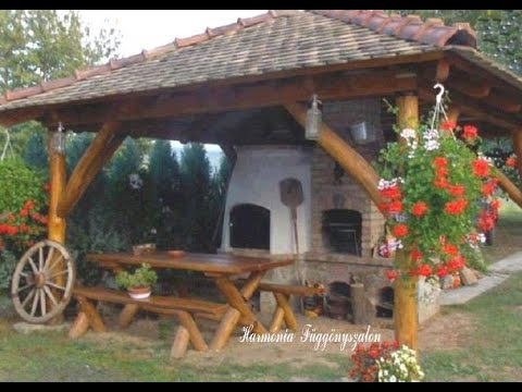 154 outdoor kitchen or fireplace ideas - YouTube on Outdoor Kitchen And Fireplace Ideas id=76615