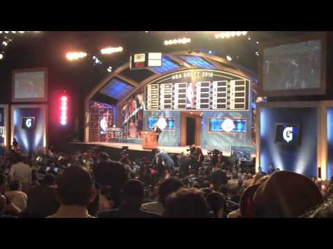 2010 NBA Draft Part 1.mov