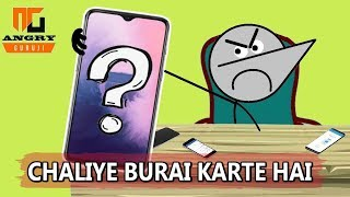 HONEST REVIEW OF MODERN SMARTPHONES Ft. Angry Guruji Part 2