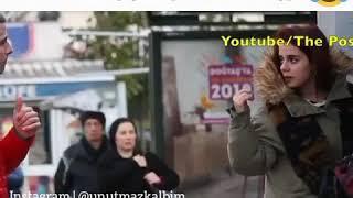 Türk Kızından Telefon Numarası İstersen Ne Olur? 😂
