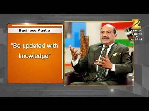 Zee Business-Mr. Sunil Kumar Gupta as Business Expert in Big Business Ideas- 3rd Episode