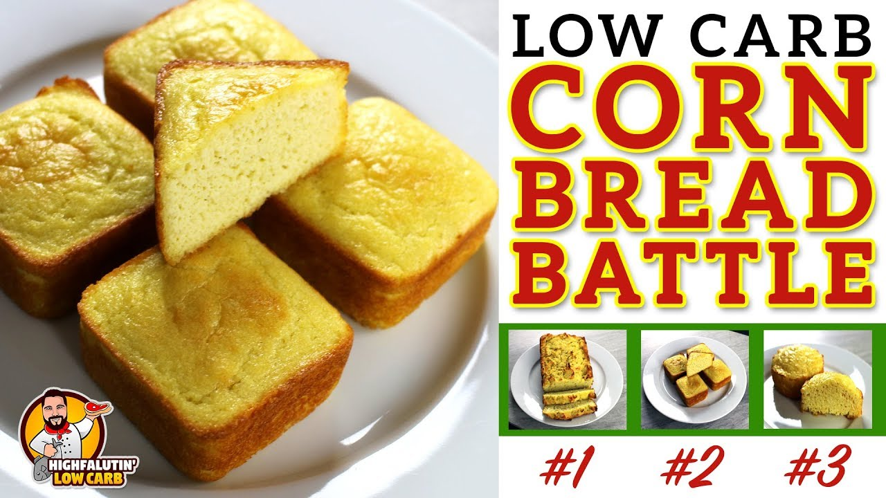 can you eat cornbread on the keto diet