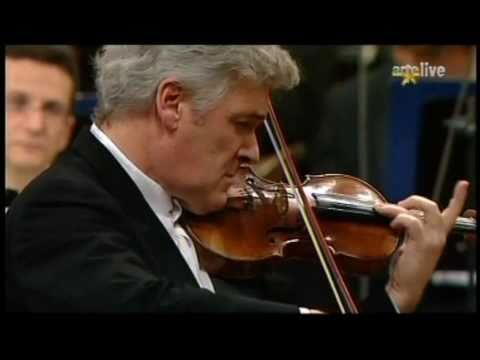 Bruch - Violin Concerto No. 1 in G minor - II. Adagio (Zukerman / Mehta)