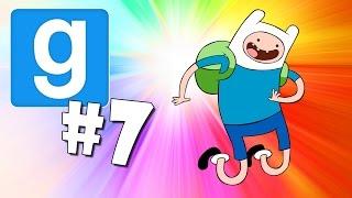 Garry's Mod ������� ������� #7 - ���������, ����� ���, ������ ���� (Gmod)