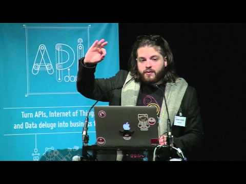 """""""Be a More Efficient Programmer with PaaS"""" Quentin Adam, CleverCloud CEO , #APIdays Paris 2013"""