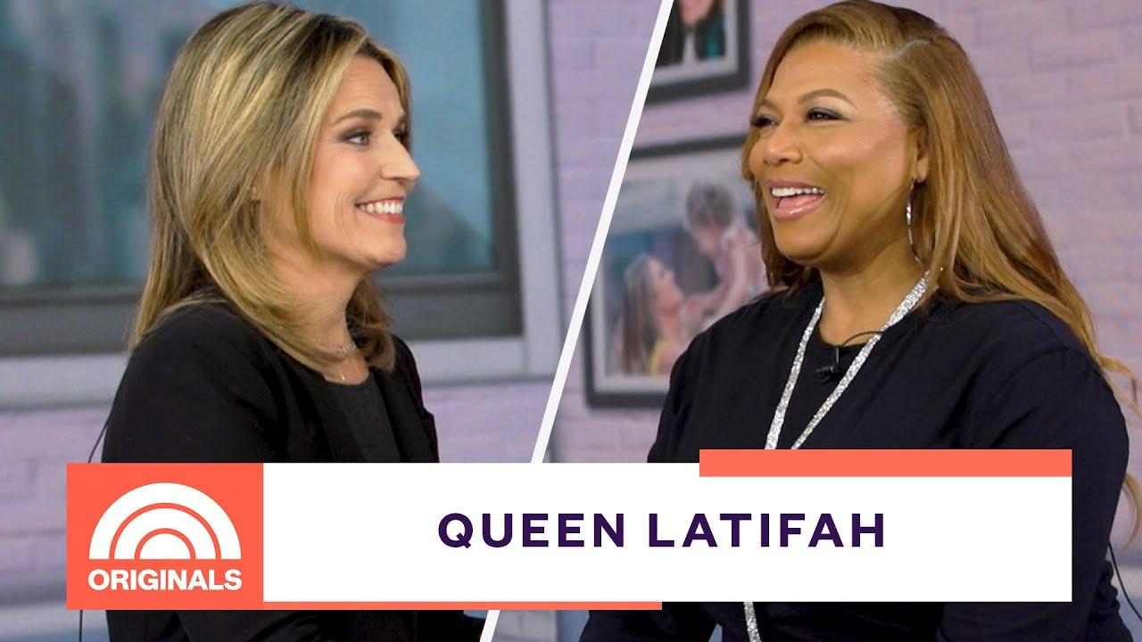 Queen Latifah Sings Her Favorite Karaoke Song | Six-Minute Marathon with Savannah | Today