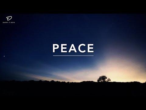 PEACE - 2 Hour Of Piano Worship   Deep Prayer Music   Worship Music   My Prayer Time  Alone With God