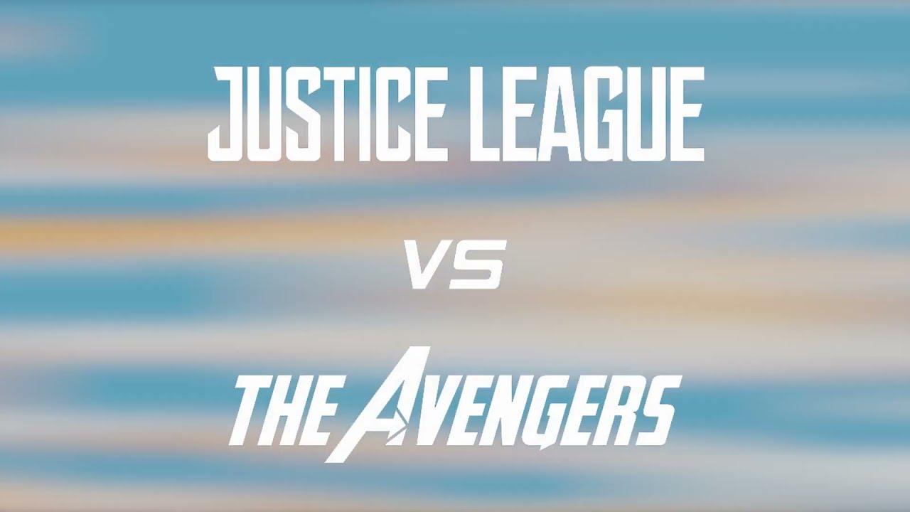 Justice League vs The Avengers - First Look Teaser Trailer (Fan Film) | Marvel Scenes