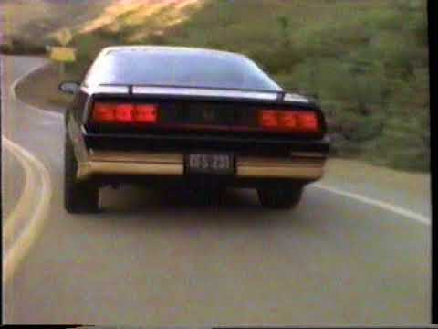1984 pontiac firebird trans am national tv commercial youtube 1984 pontiac firebird trans am national