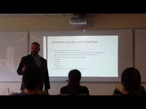 Eustace Consulting presentation at Wentworth Institute of Technology