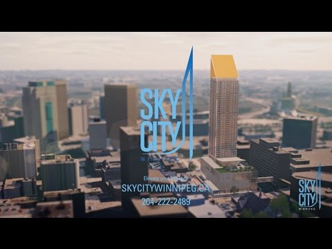 SkyCity Centre Winnipeg
