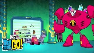 Sidekicks to the Rescue I Teen Titans Go! I Cartoon Network