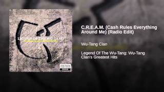 C.R.E.A.M. (Cash Rules Everything Around Me) (Radio Edit)