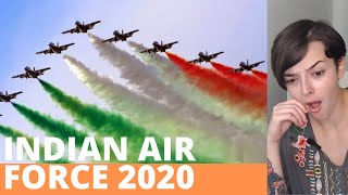 Indian Air Force 2020 | REACTION!