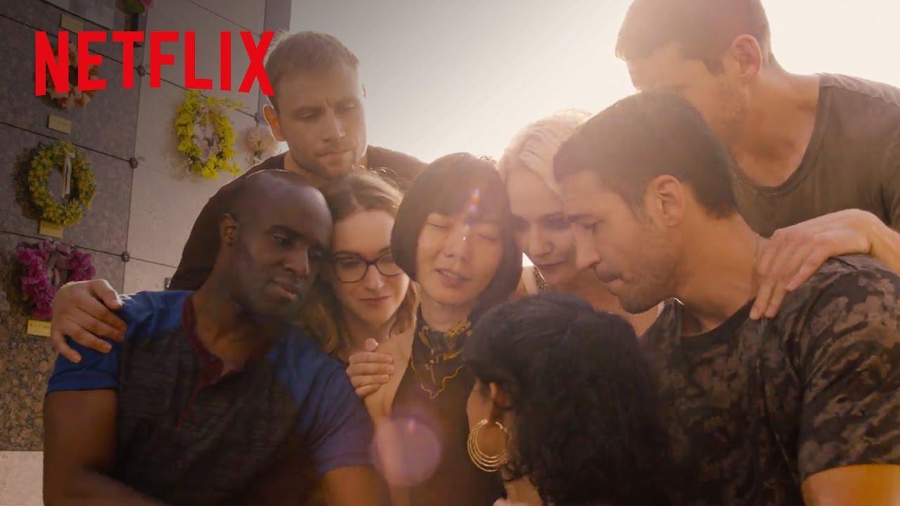 《超感8人組》(Sense8) – 第二季正式預告 – Netflix - YouTube