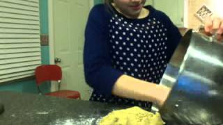 Gingerbread Biscotti For Bethany Mota! Part 1