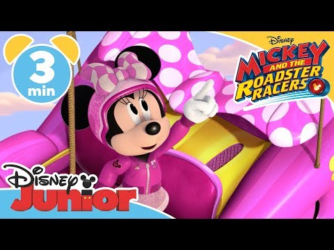 Mickey and the Roadster Racers  Magical Moment: The Big Roadster Balloon Race!  Disney Junior UK