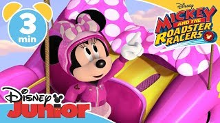 Mickey and the Roadster Racers | The Big Roadster Balloon Race!  - Magical Moment