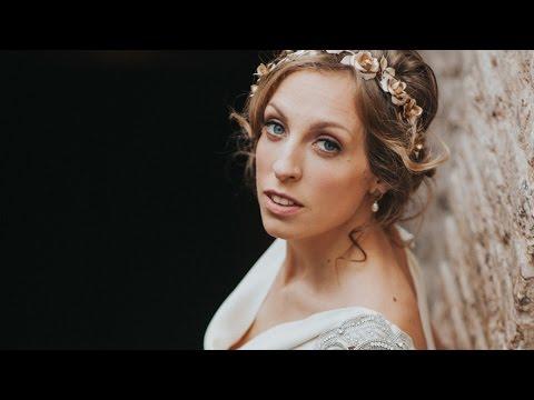 INSPIRATIONAL WOMEN // Real bride Olive as Isadora Duncan