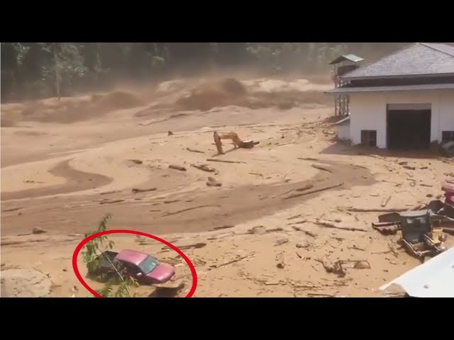 5 Unexpected Floods YOU WONT BELIEVE EXIST! Captured on Video 2018