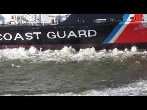 US Coast Guard cutter Sturgeon Bay