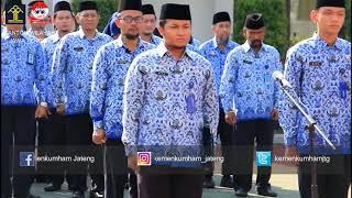 Upacara Memperingati Hari Kebangkitan Nasional Ke-110 Tahun 2018 [21 Mei 2018]