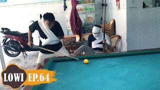 Try Not To Laugh Challenge | Shi Nho sitting and crush everything | Comedy Videos by LOWI TV Ep.64