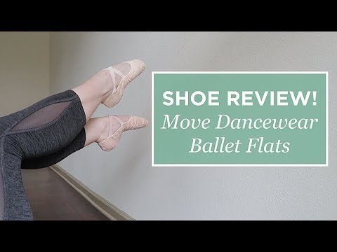 Ballet Flats Review! Move Dancewear