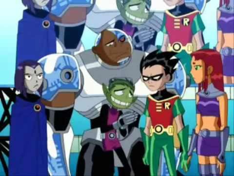 Teen Titans Go Tokyo Version By Themselves Youtube
