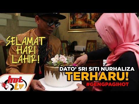 Kejutan 'birthday' Dato' Sri Siti Nurhaliza