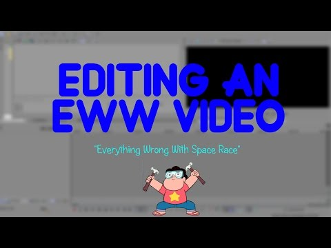 Editing EWW Space Race (Giving Song Requests a Try, type !songs request [link] in chat)