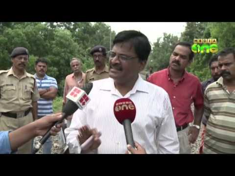 Holes in rail track; special team visit Kozhikode