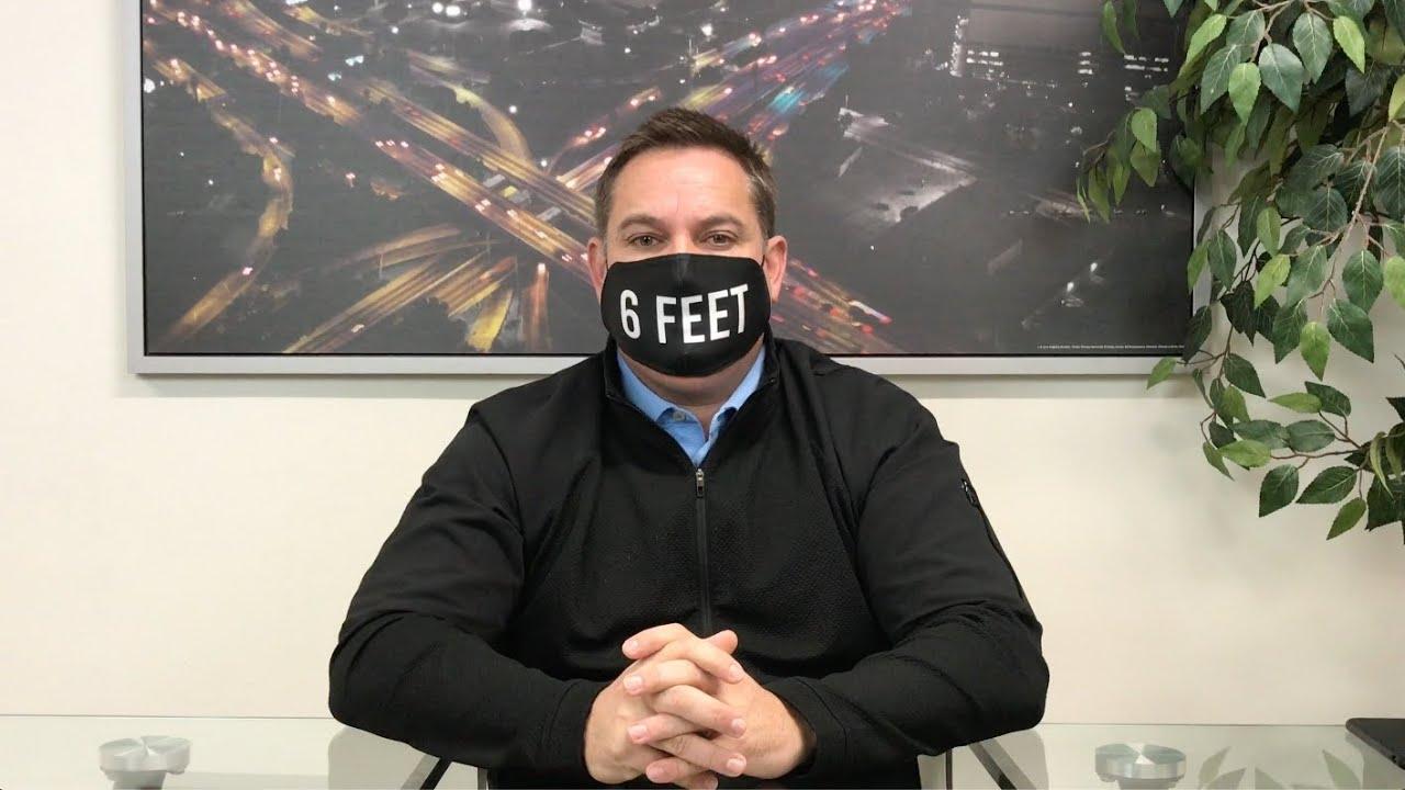 6 Feet 6 face mask - 6 feet