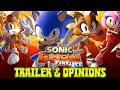Sonic Boom: Fire & Ice - Trailer, Info, & Opinions