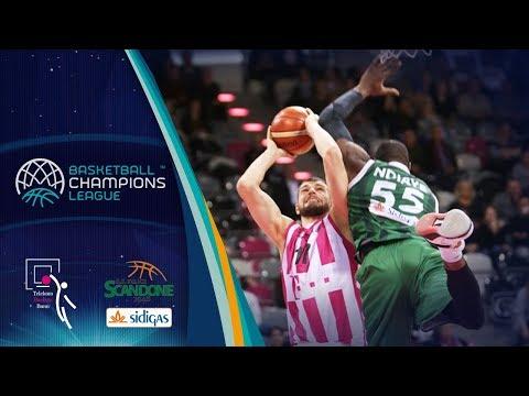 Telekom Baskets Bonn v Sidigas Avellino - Highlights - Basketball Champions League 2017-18