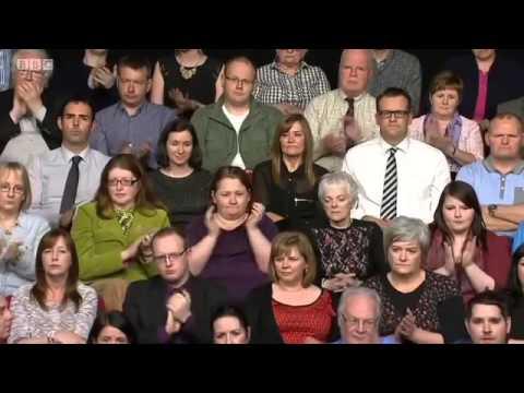 18 03 2014 Scottish Independence Referendum Debate Kirkcaldy