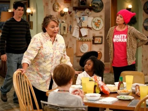 ROSEANNE (2018) on ABC: Pro Trump and Values(MUST SEE TV)