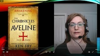 BOOK REVIEW The Chronicles of Aveline: Awakening by Ken Fry in Historical Romance