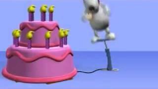 Doğum Günü Animasyonu