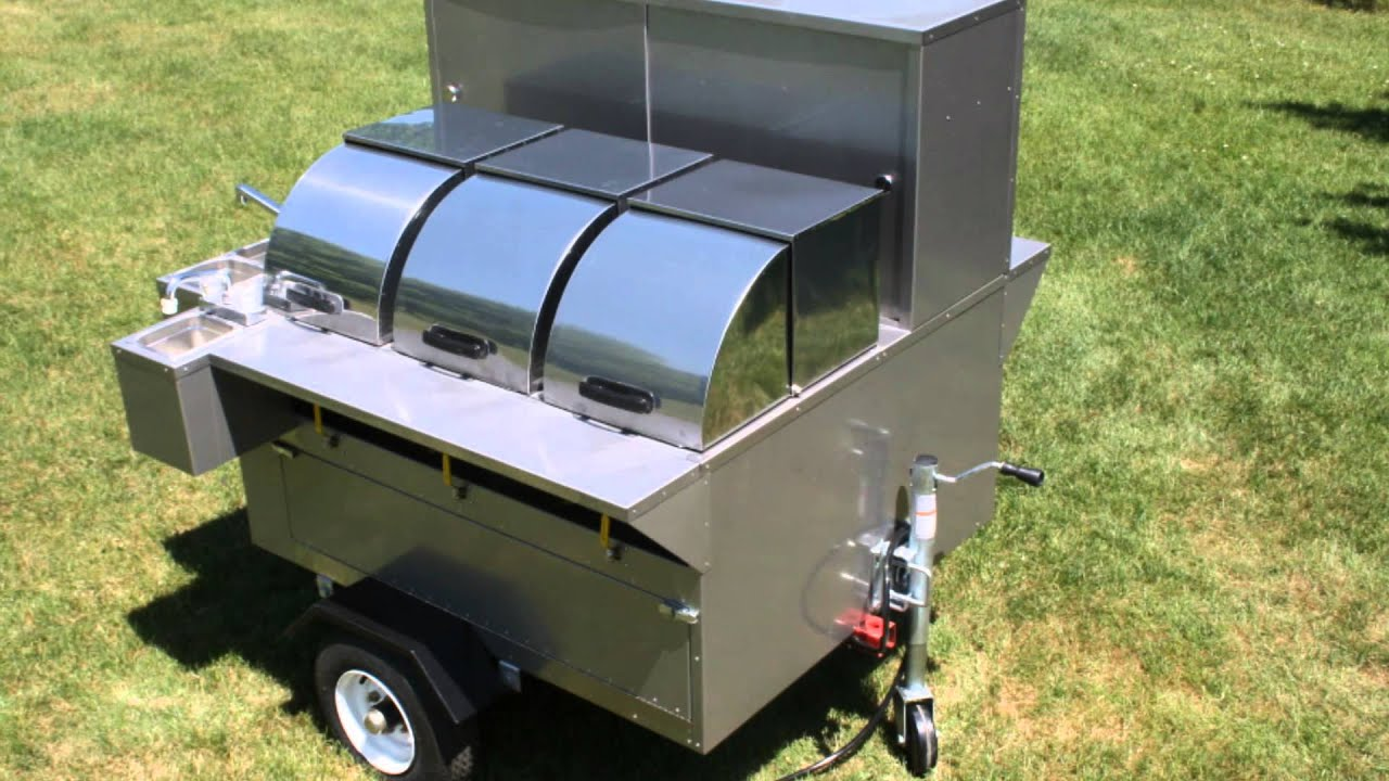 Gladiator Hot Dog Cart - Hot Dog Cart Company by Hot Dog ...