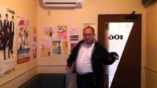 """ヒトカラ2012春/岡村靖幸さんの""""Super Girl""""と""""不良少女""""を歌ってみました"""