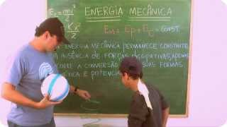 Teoria 7 Energia Mecanica(Cinetica e Potencial elastica)