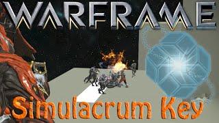 Warframe - Simulacrum Access Key