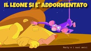 IL LEONE SI E' ADDORMENTATO | Canzoni Per Bambini thumbnail