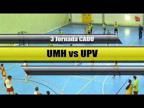 CADU UMH vs UPV