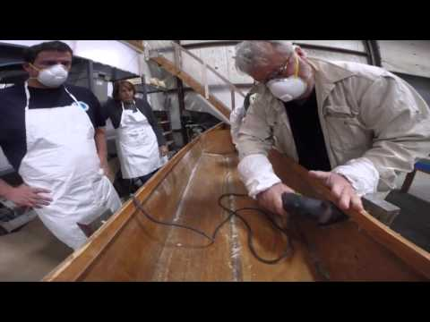 TotalBoat Training   Building a Kayak   Part 1