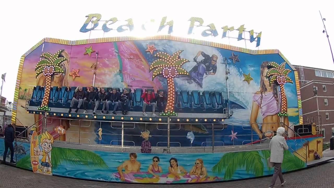 Beach Party Vd Weerdt Kuijf Papendrecht