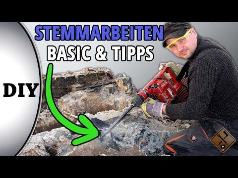 Stemmarbeiten Basic Und Tipps Von M1Molter